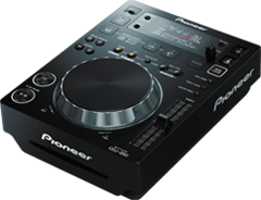DJ CD-Player pioneer verleih